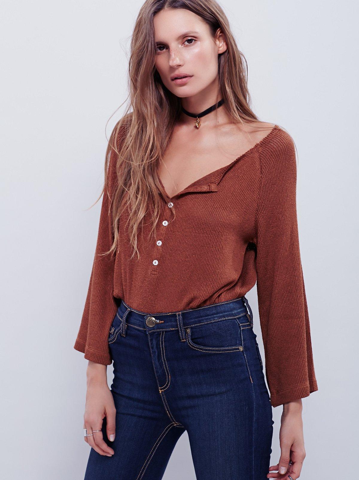 Denise's亨利衫