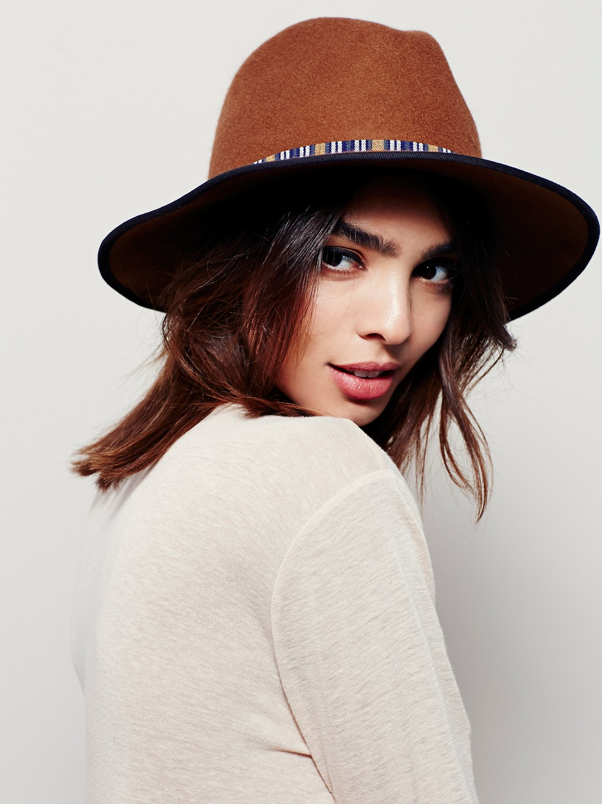 Open Road Rimmed Hat
