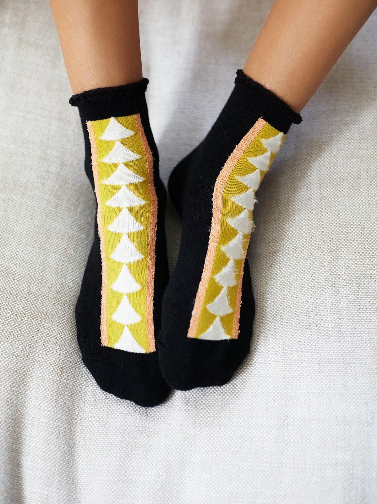 Up短筒袜