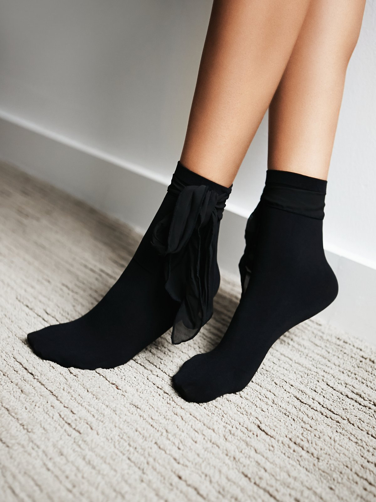 Caberet Wrap Ankle Sock
