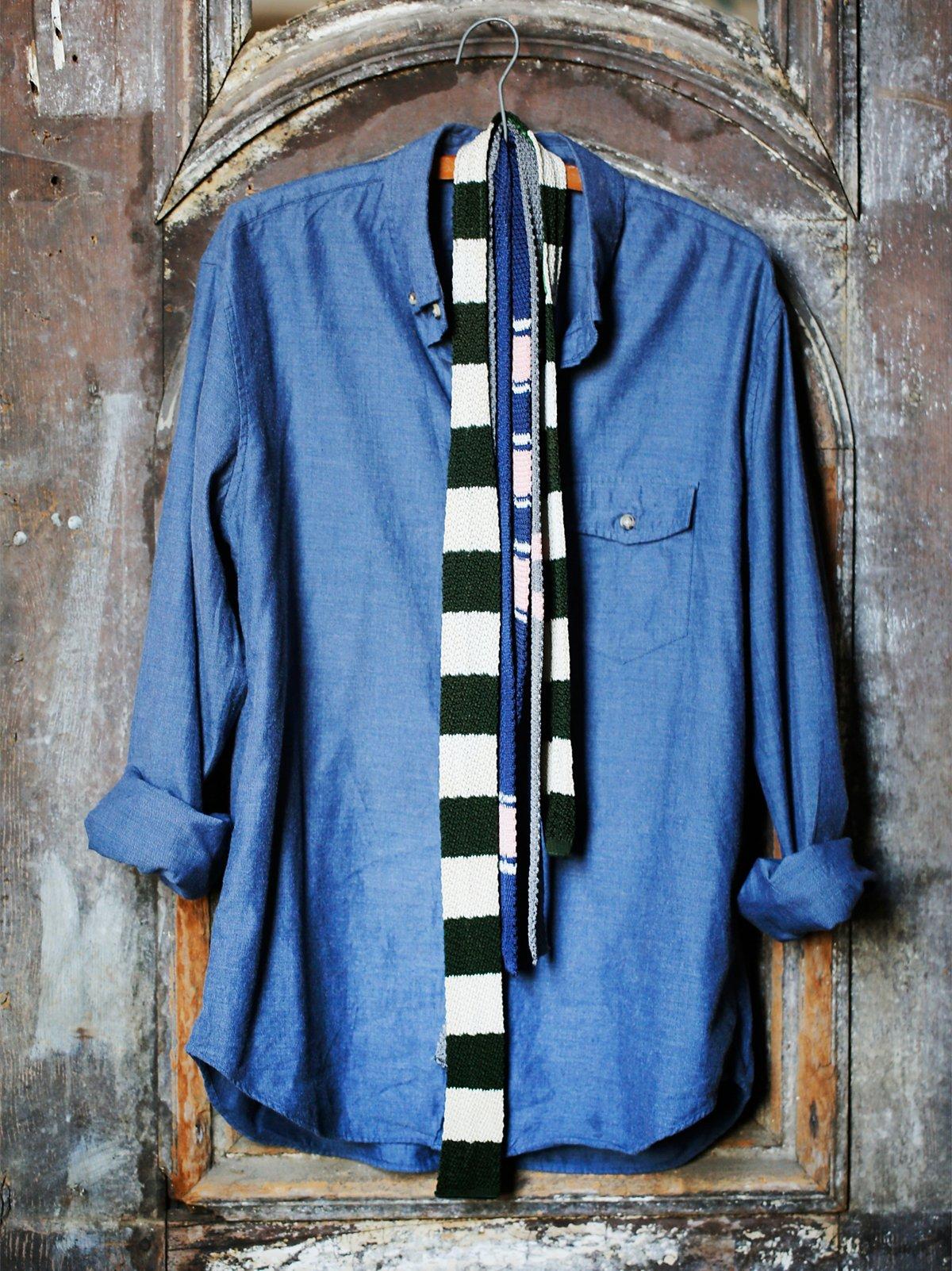 Vintage Men's Knit Ties