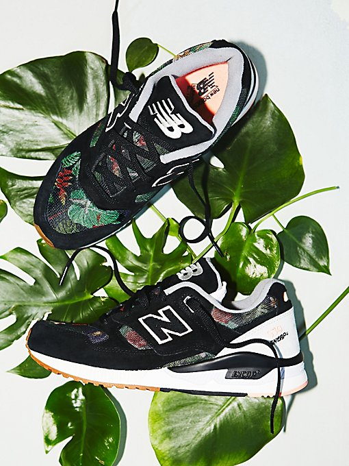 Product Image: 530 Floral Ink Trainer