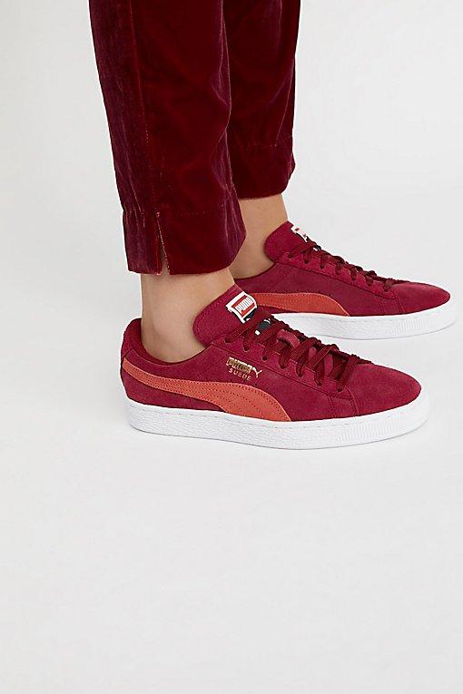 Product Image: 绒面革经典运动鞋