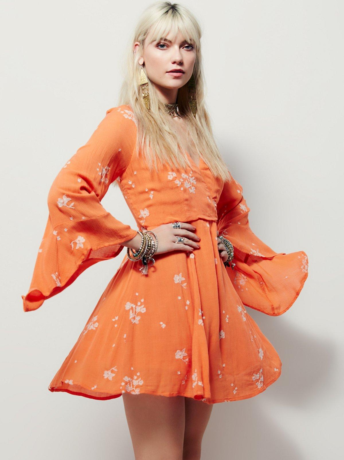 Jasmine Embroidered Dress