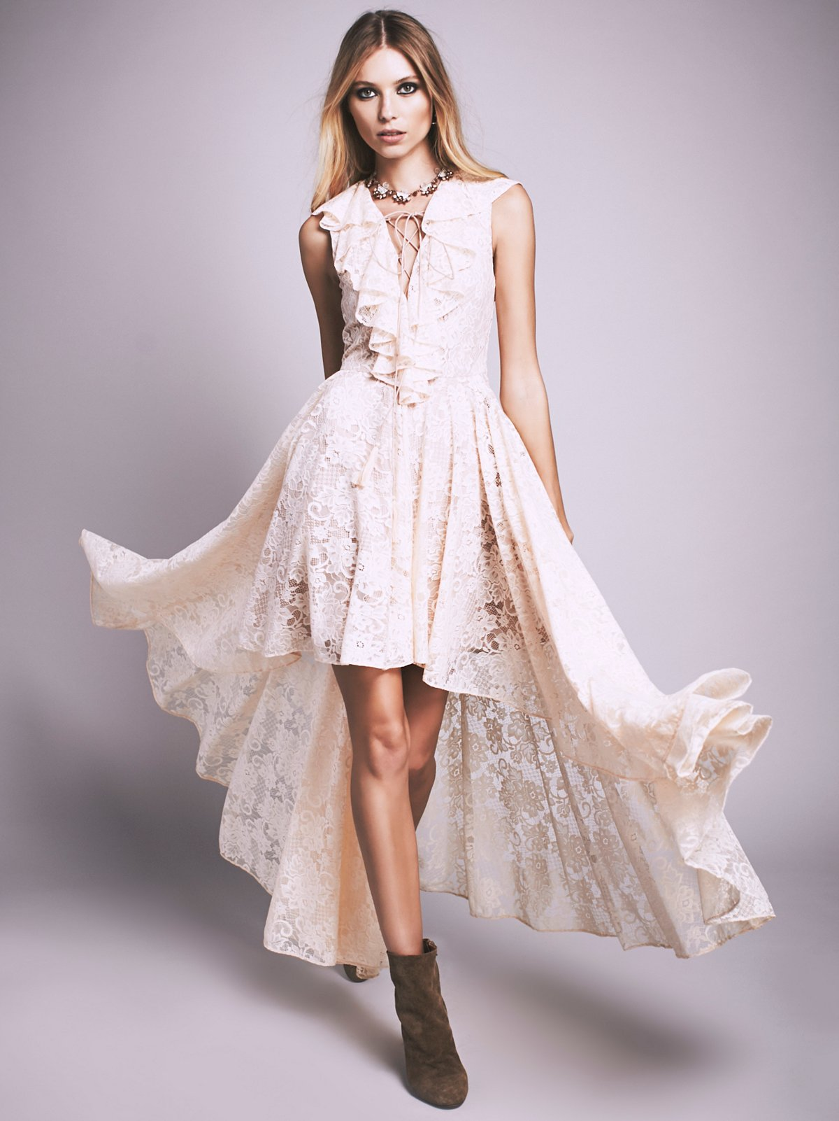 Goddess Lace Dress