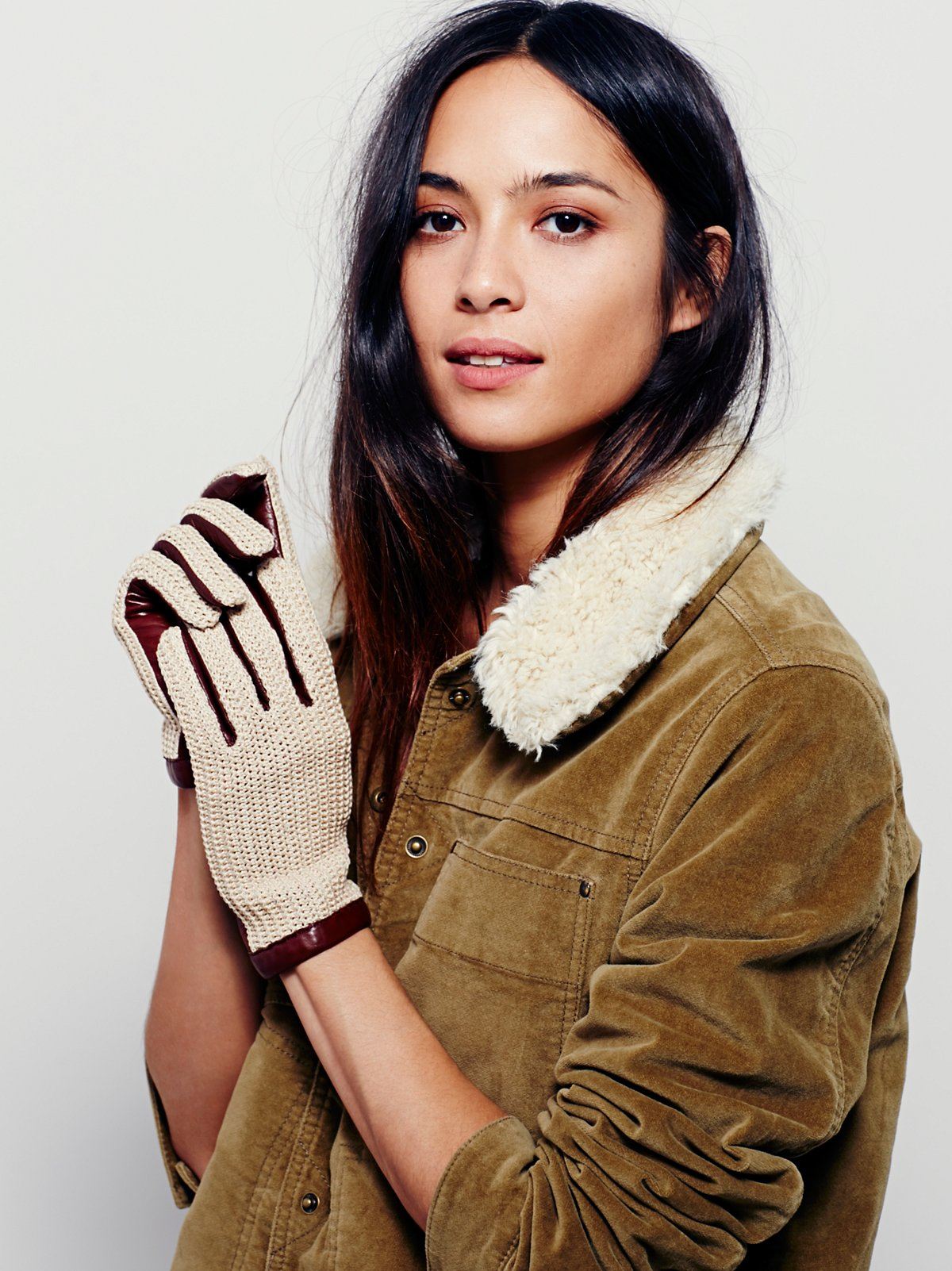 Grace Crochet Glove