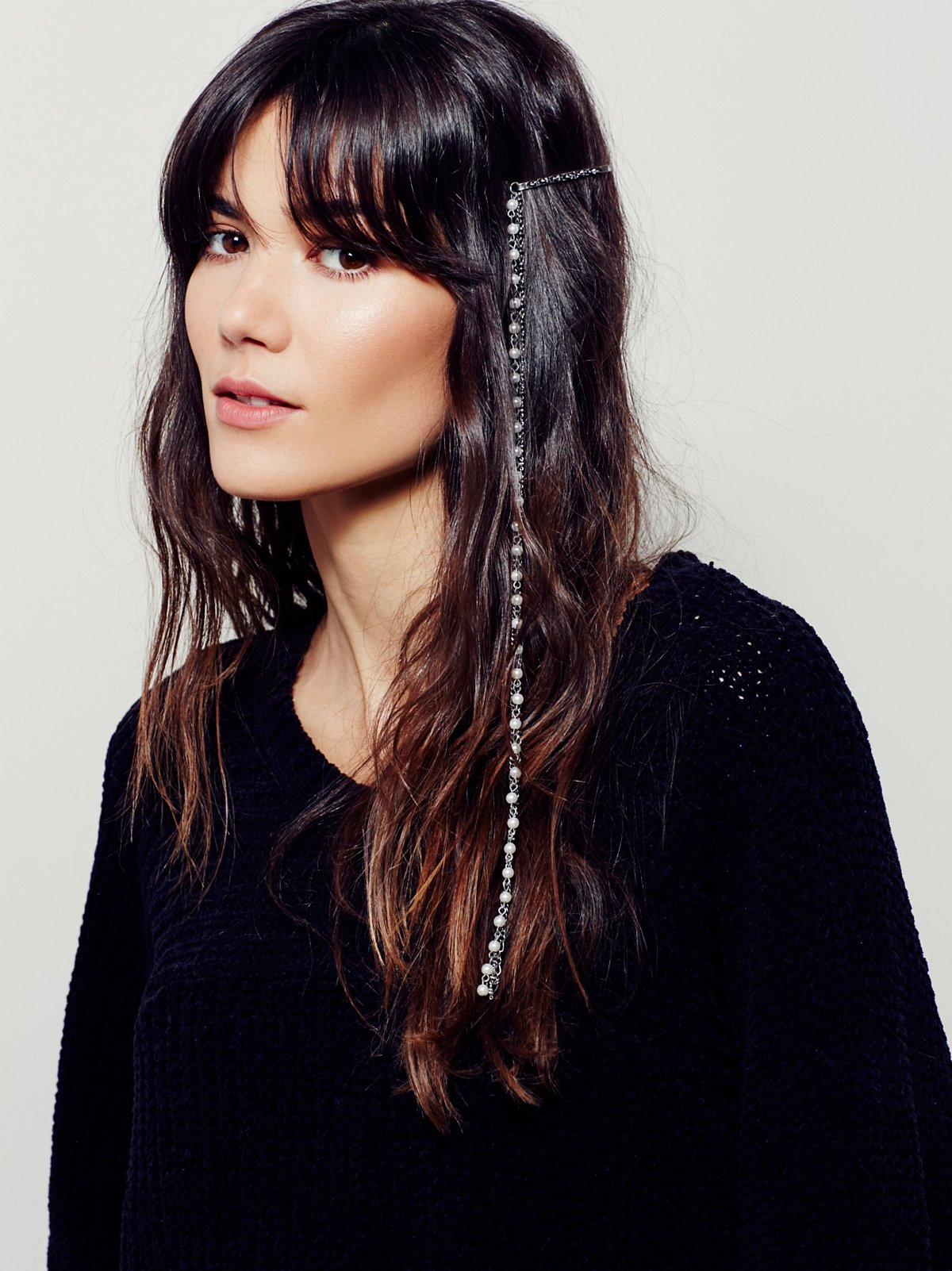 Shimmer Hair Wrap