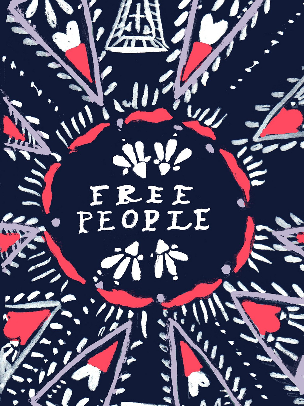 Free People eGift Card GBP