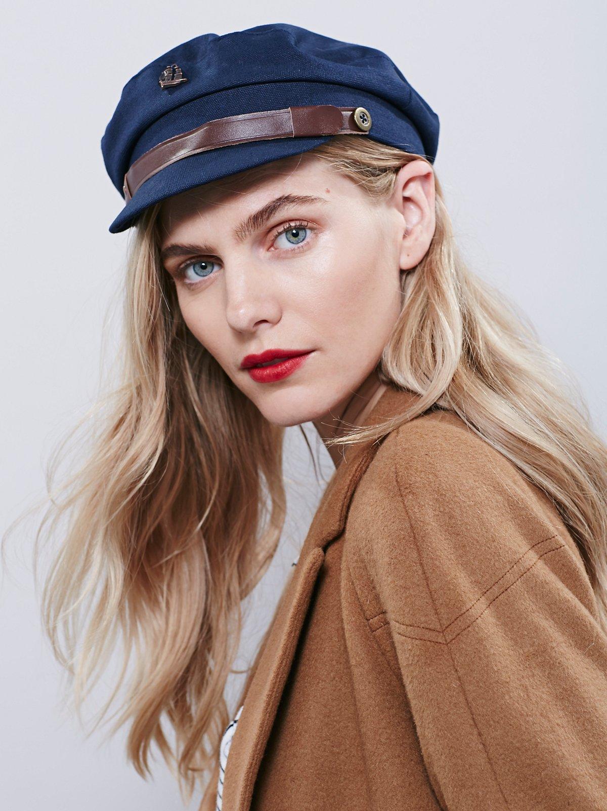 Sea Canvas Lieutenant帽子