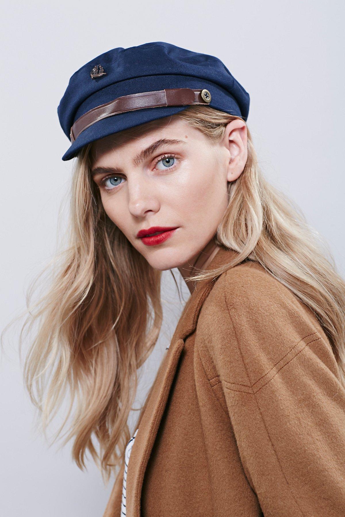 Sea Canvas Lieutenant Hat