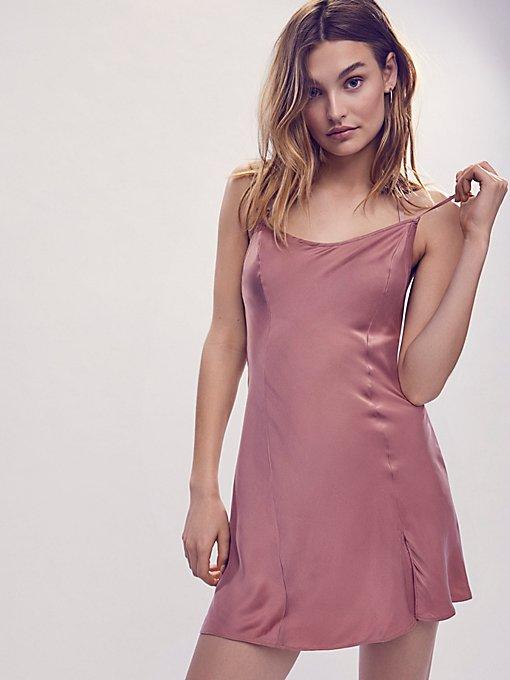 Product Image: Foxy Silk Slip