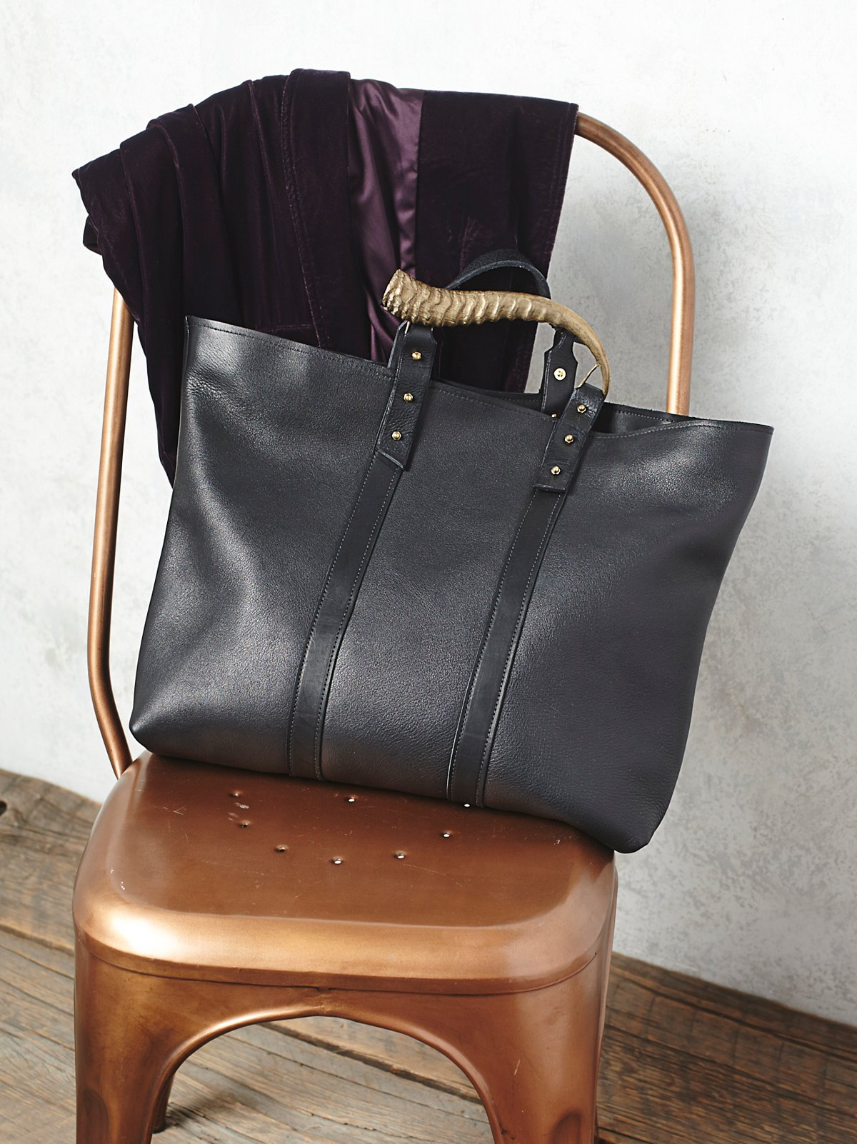 Antelope Horn Tote