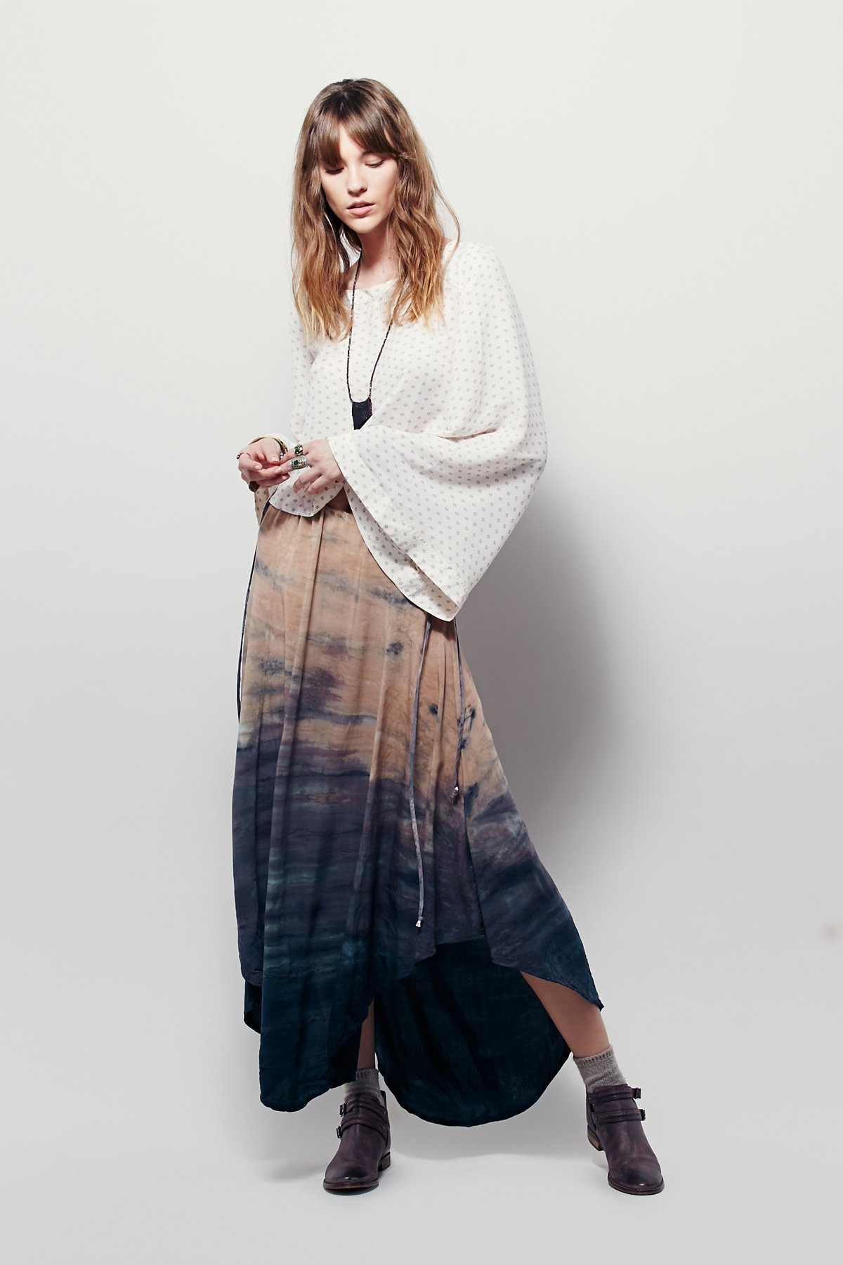 High Tide Washed Maxi
