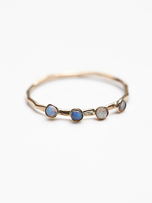 Product Image: Crown Opal Delicate Ring