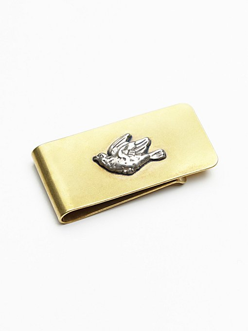 Product Image: Swallow Money Clip