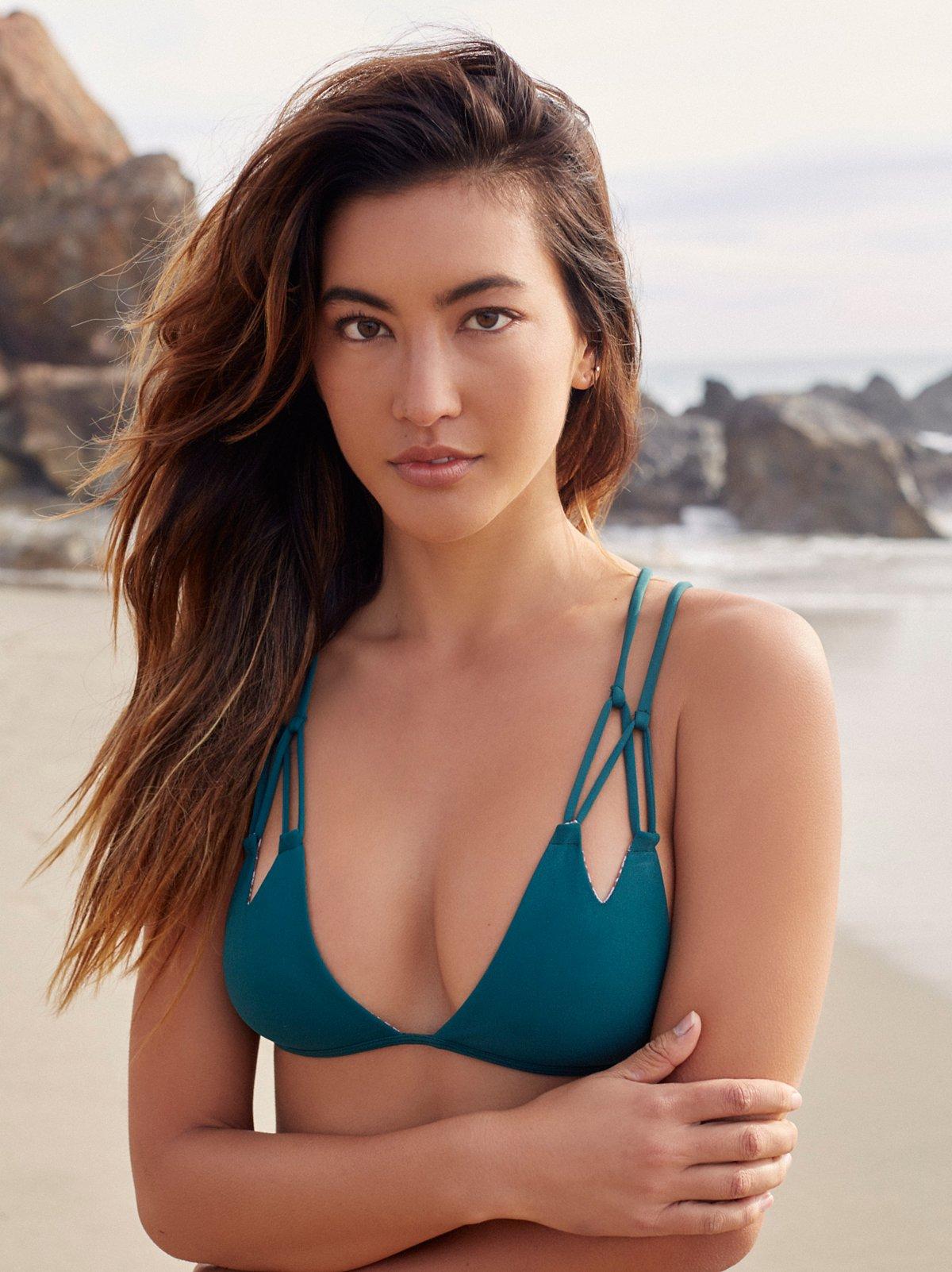 Kekaha Solid Bikini Top