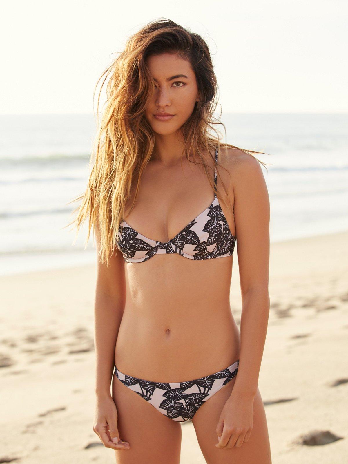 Waikoloa印花泳裤