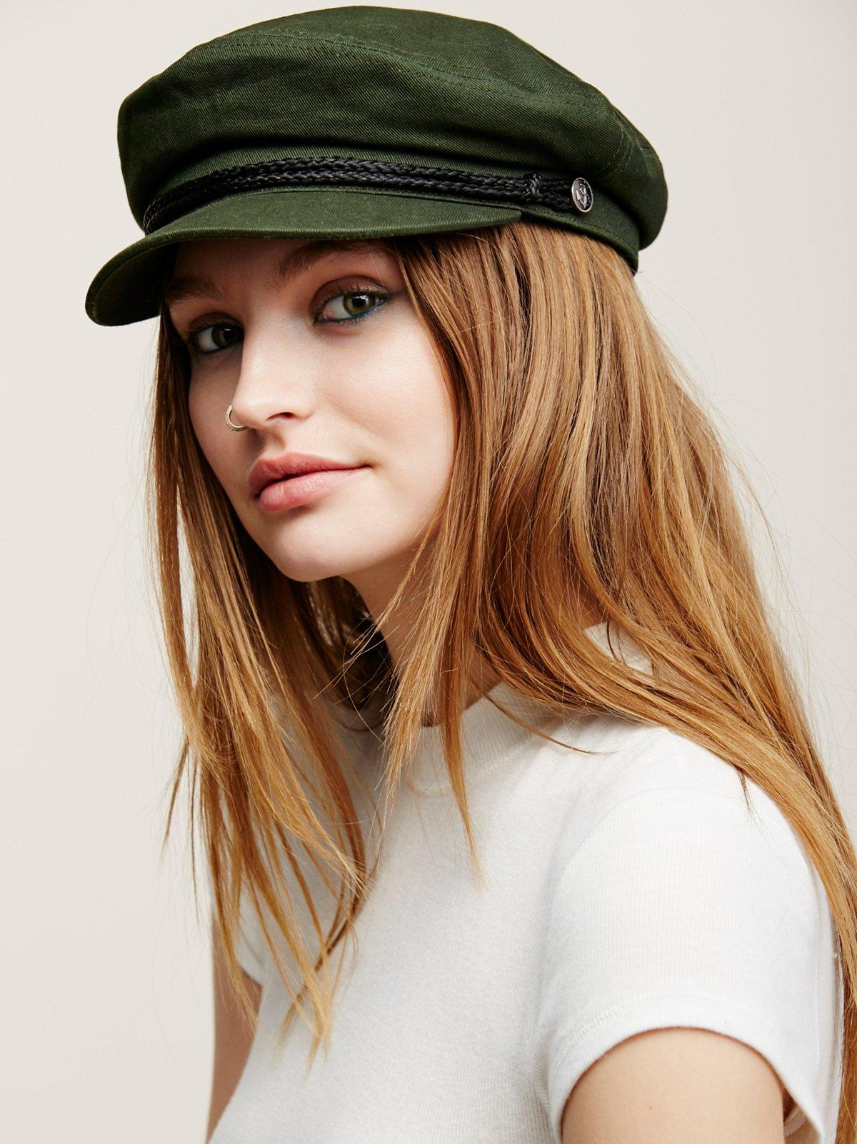 Alexa Lieutenant Hat
