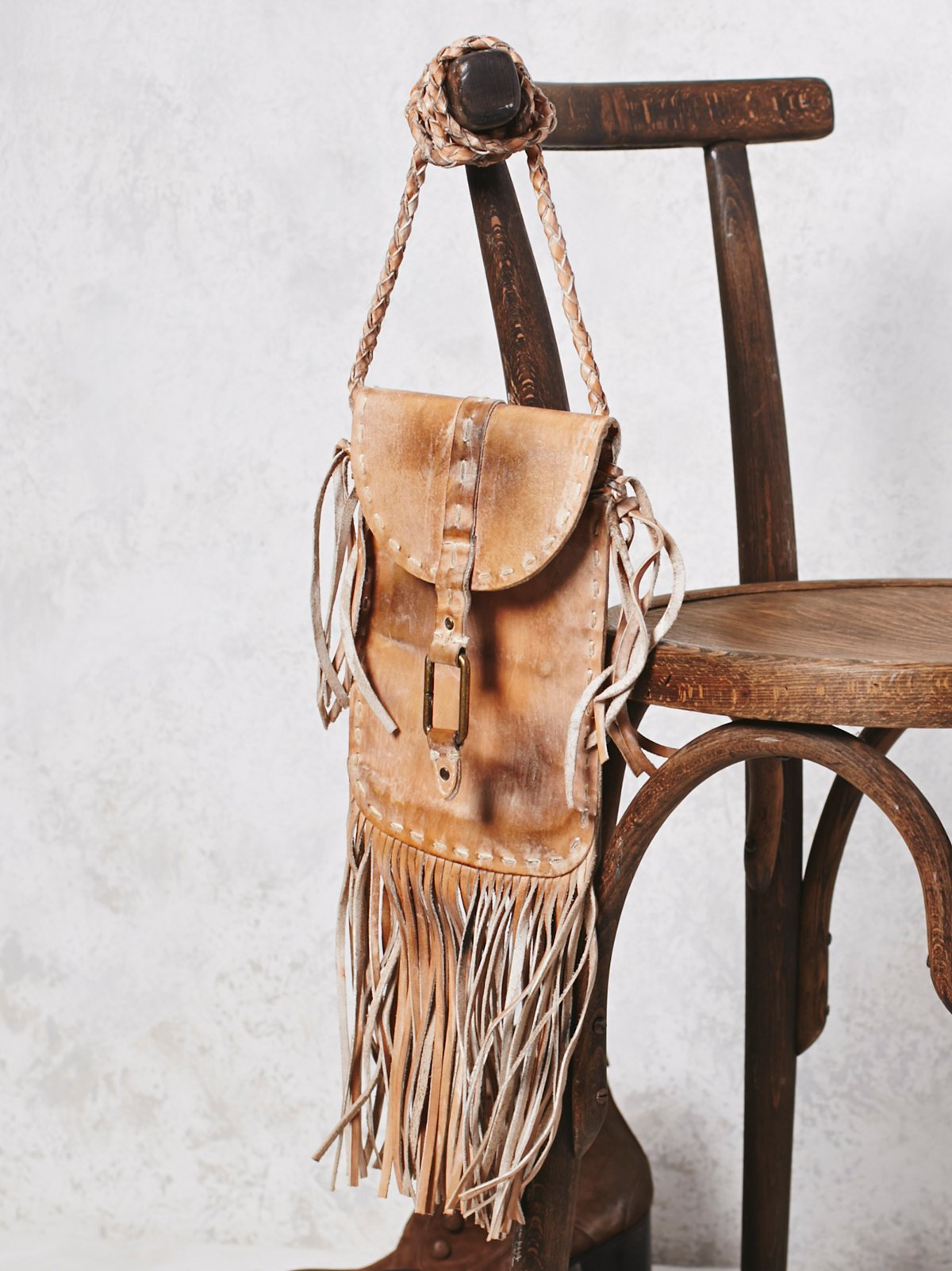 Savannah Fringe Crossbody