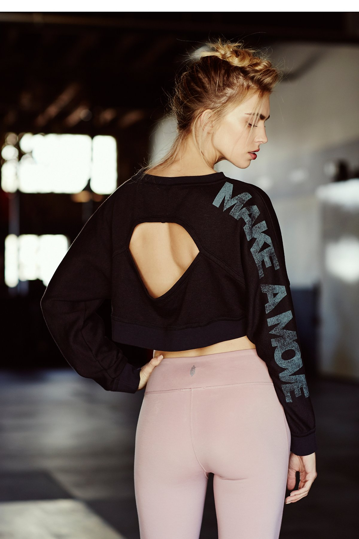 Sweet Valley Sweatshirt