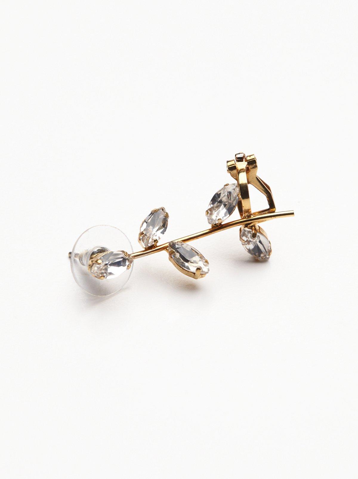 Crystalite Ear Cuff