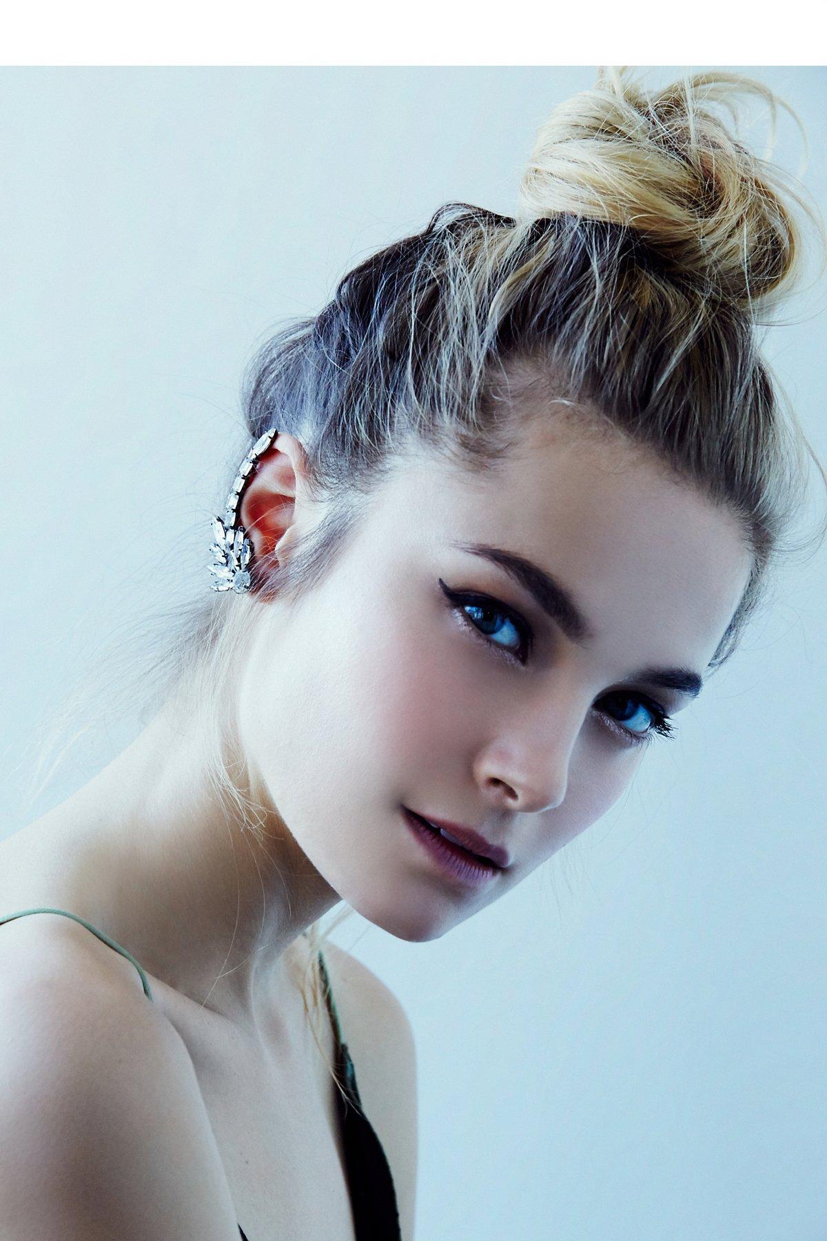 Zula全耳式耳环