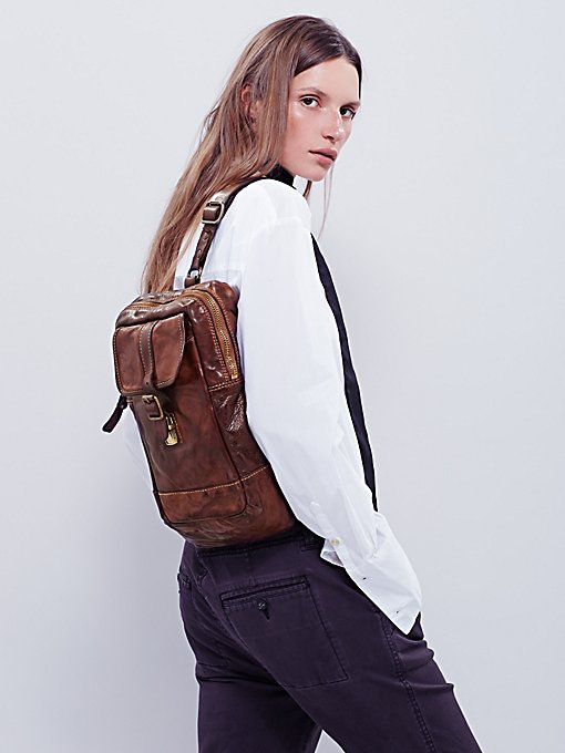 Product Image: Positano Distressed Backpack