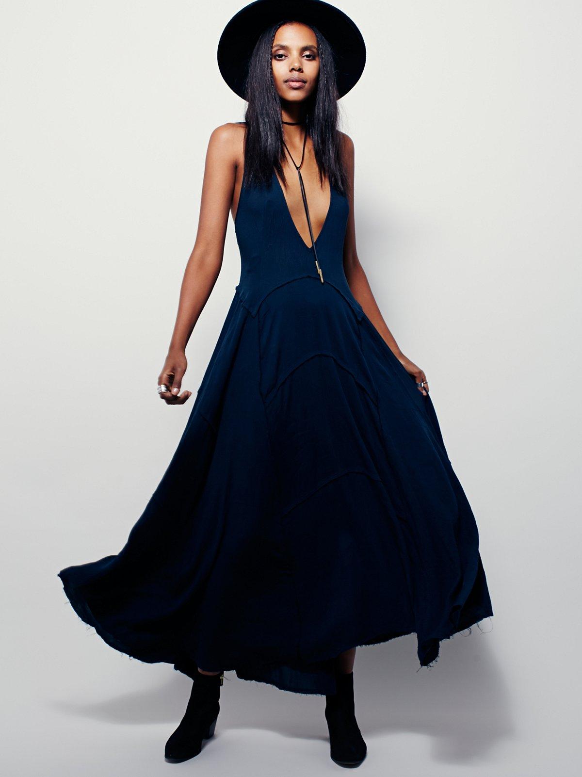 Swept Away连衣长裙