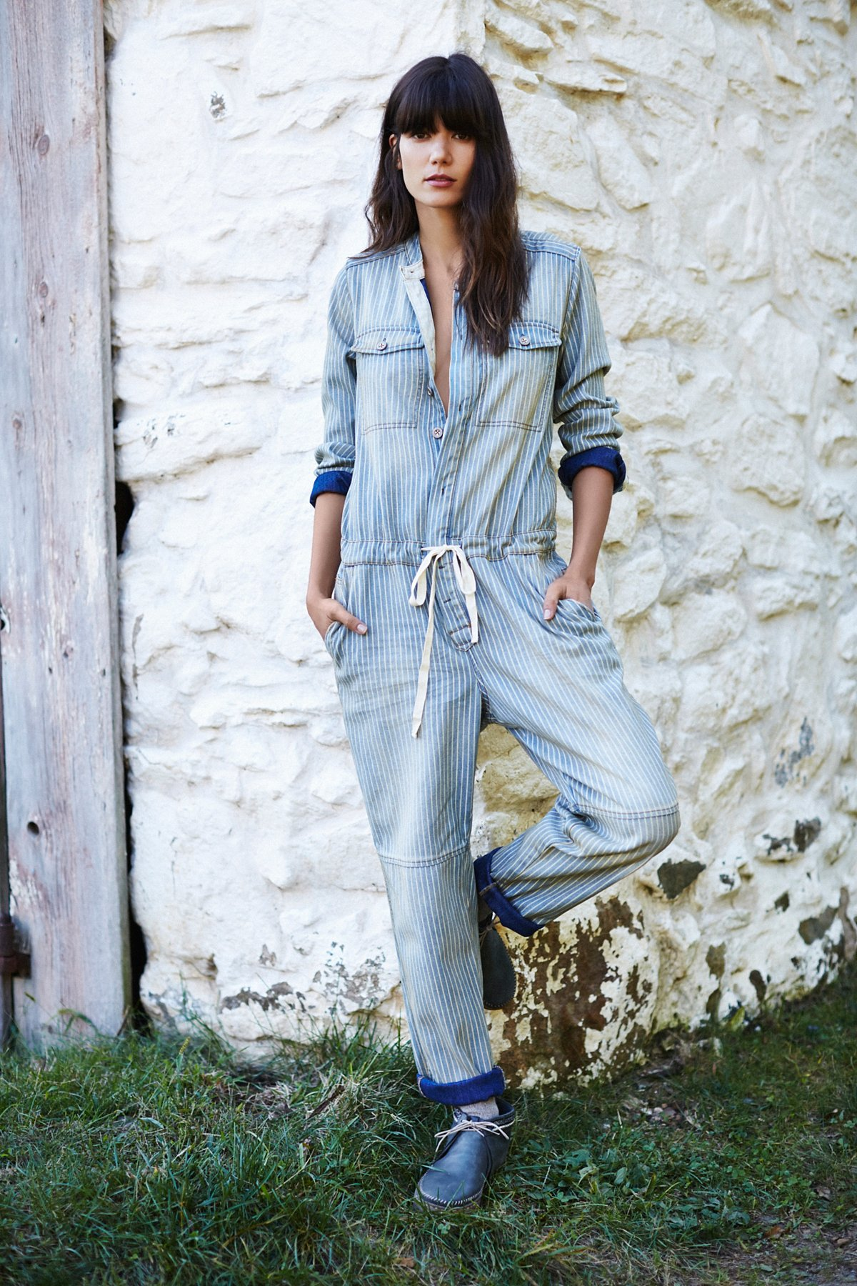 Outsiders Railroad Coverall