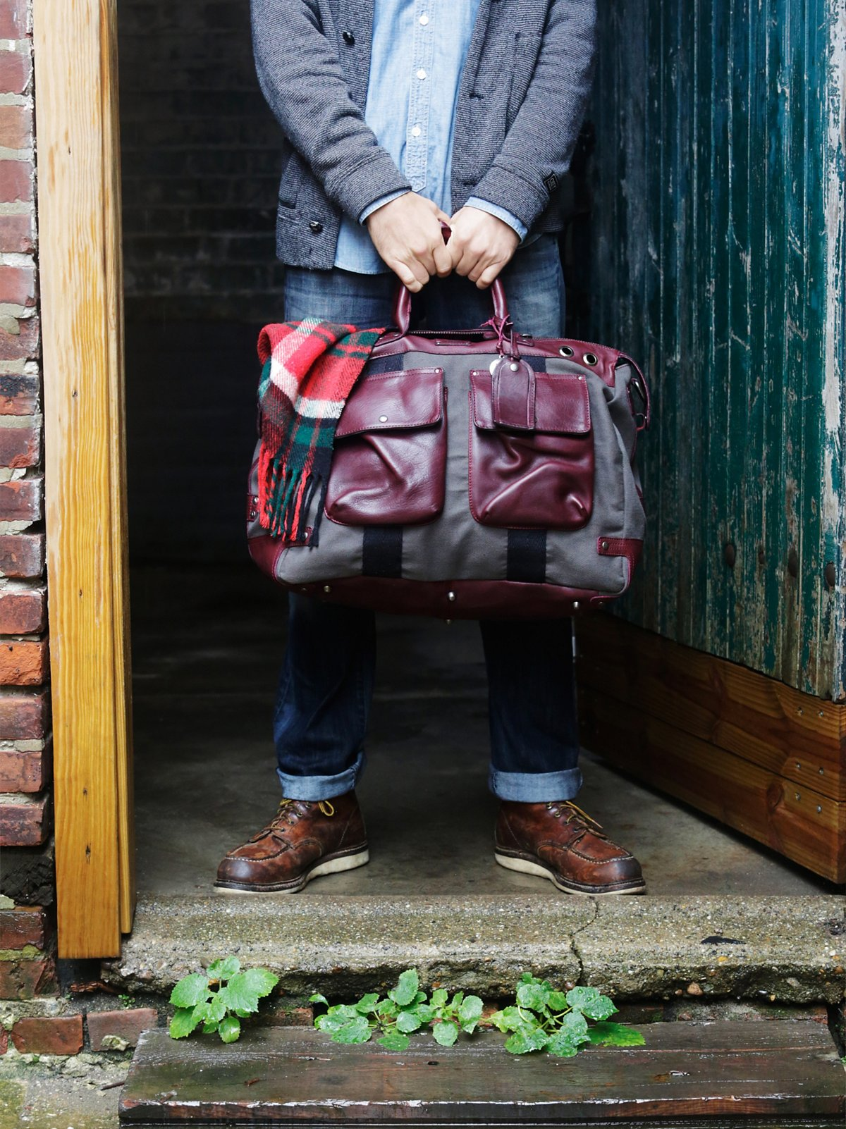 Traveler行李袋