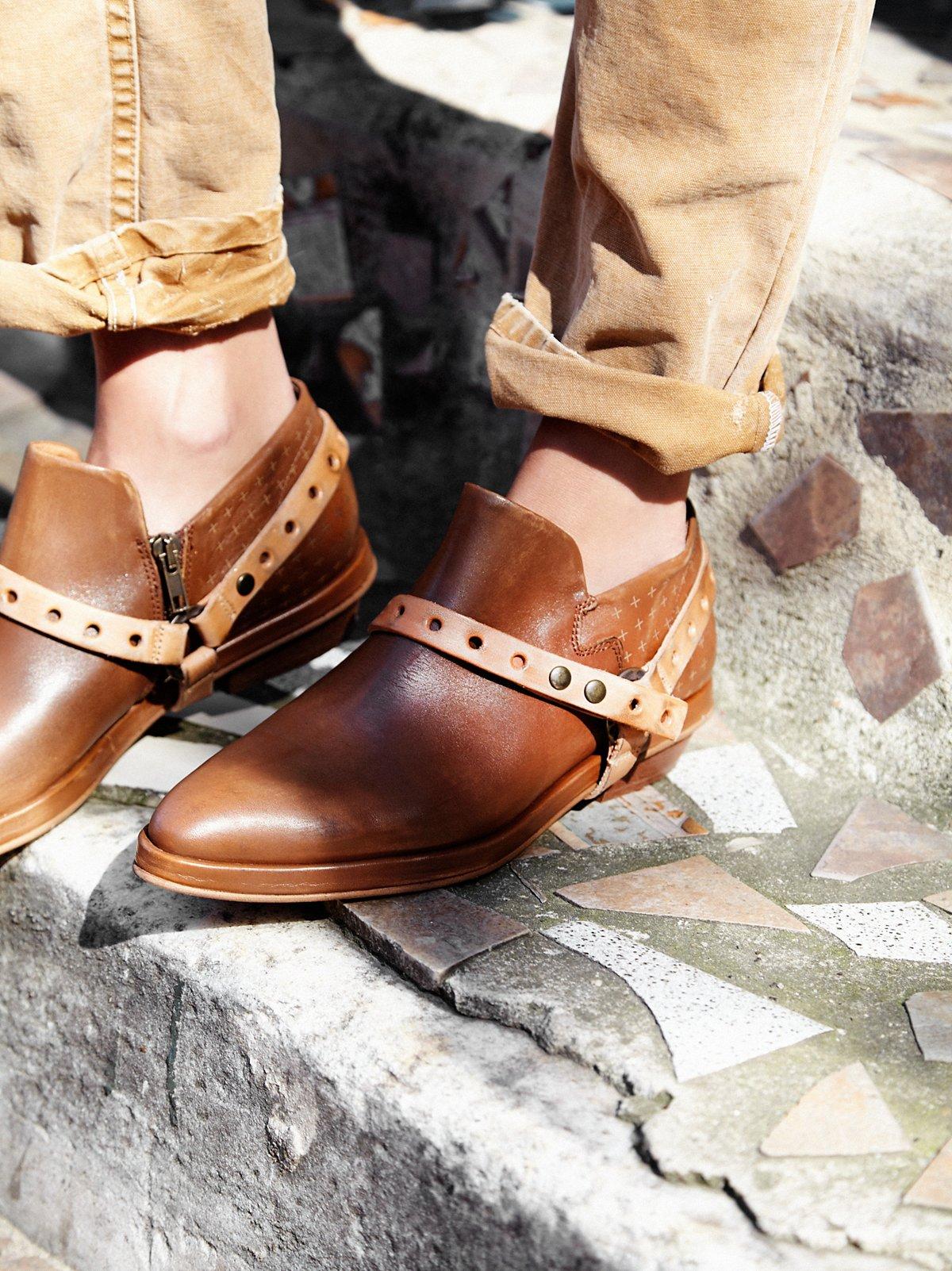 Vicente View踝靴