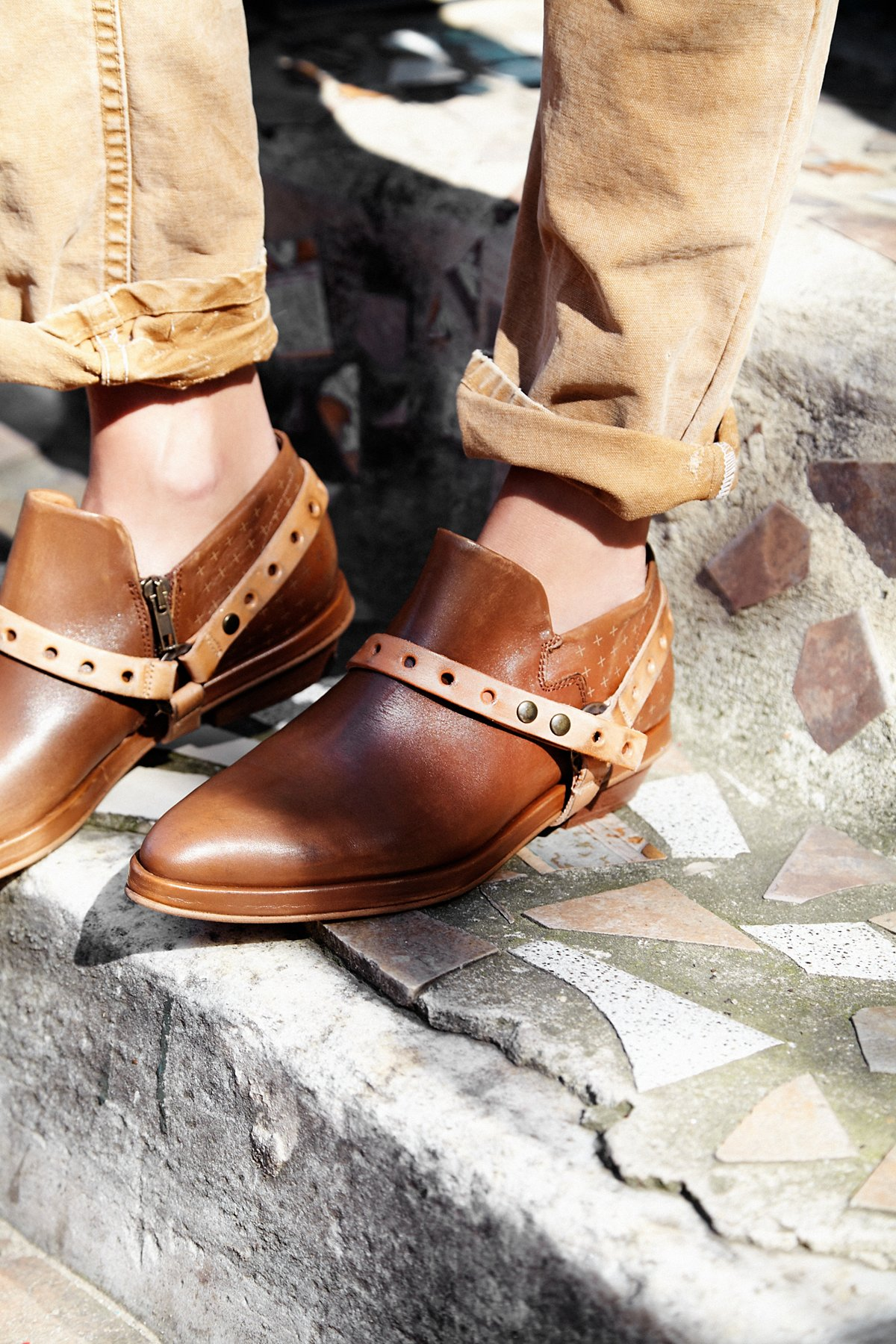 Vicente View Ankle Boot