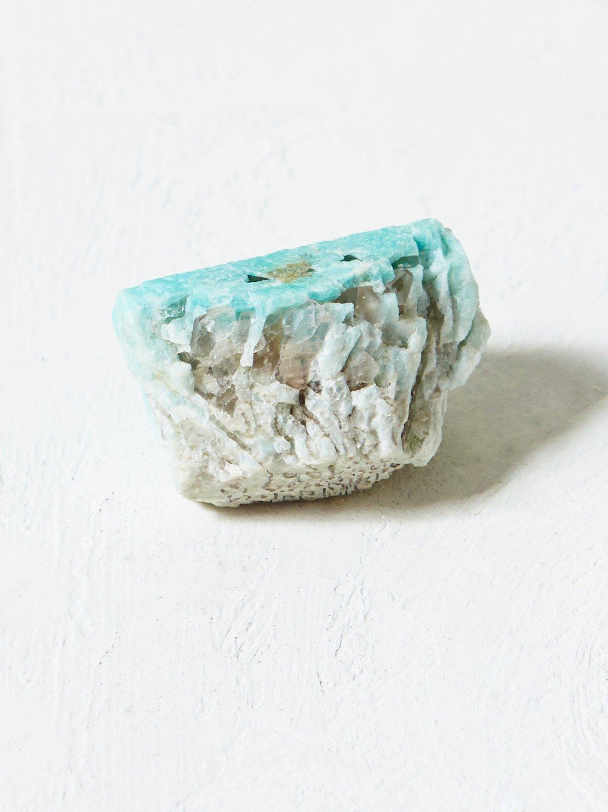 Vintage Amazonite Crystal