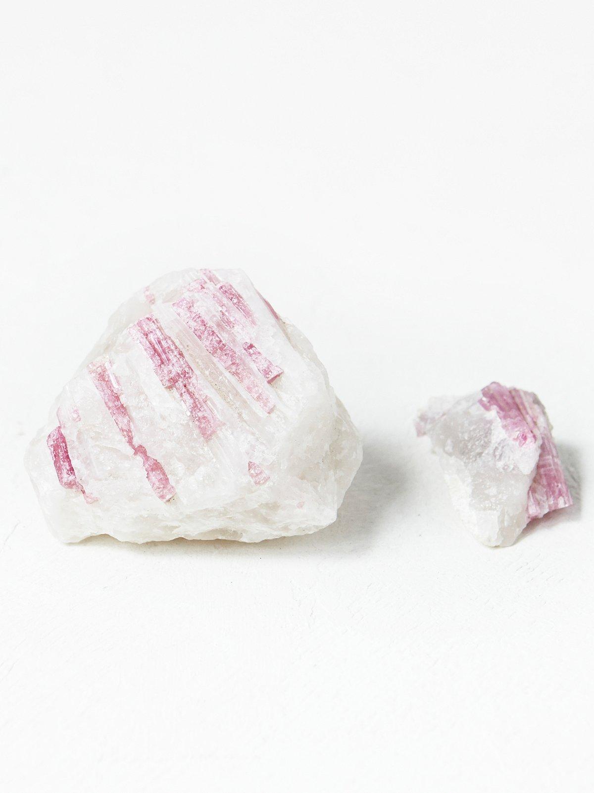 Vintage Red Tourmaline Crystal