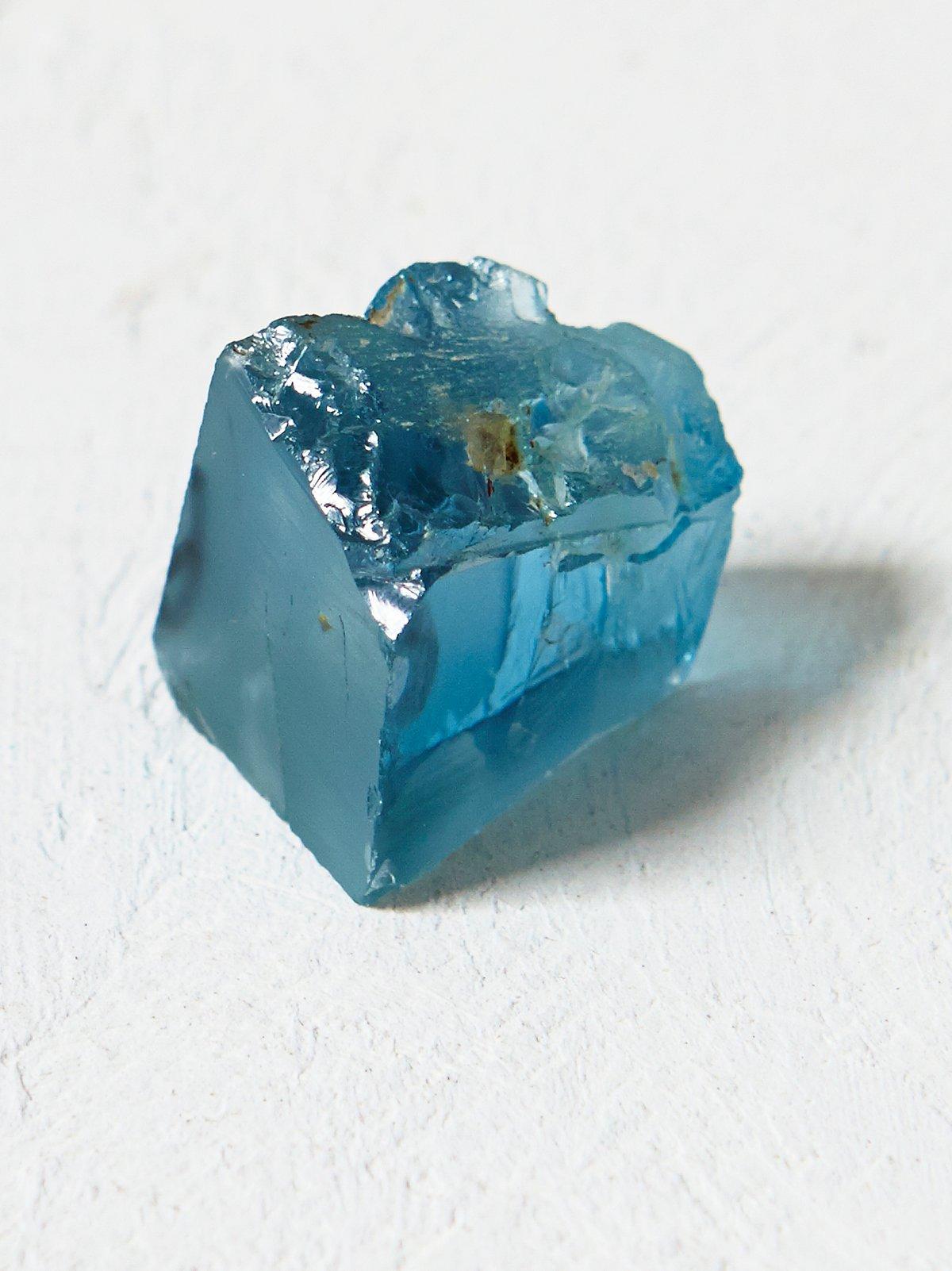 Vintage Blue Topaz Crystal