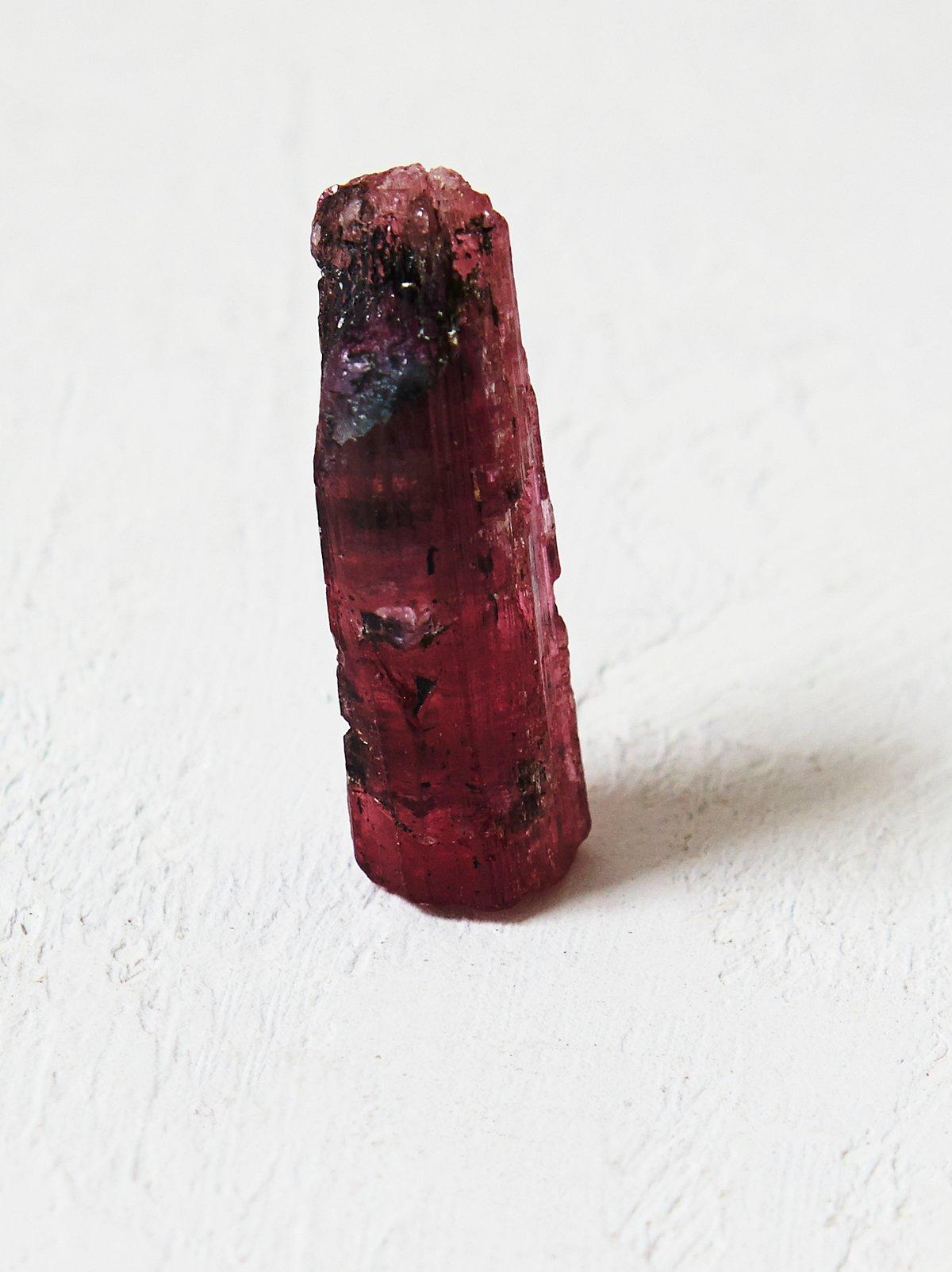 Vintage Red Tourmaline