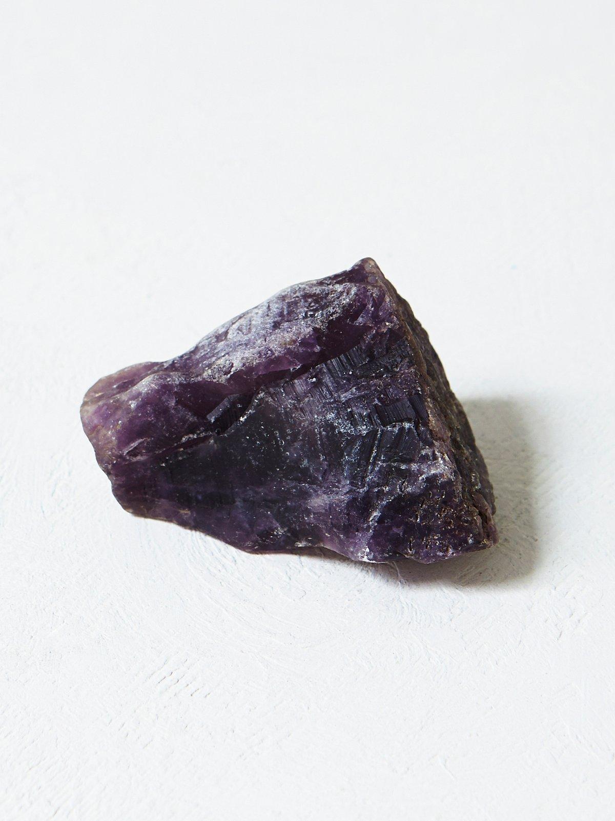 Vintage Amethyst Crystal