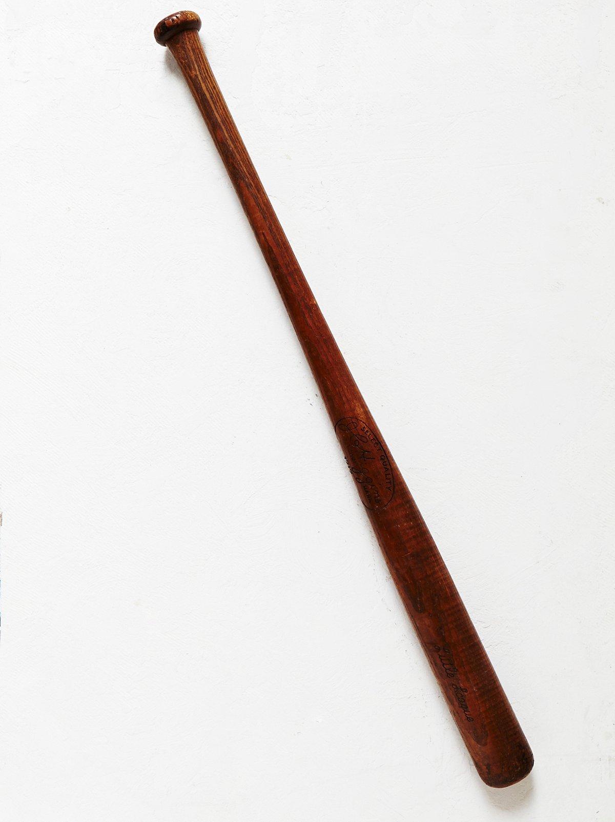 Vintage J.G. Higgins Little League Bat