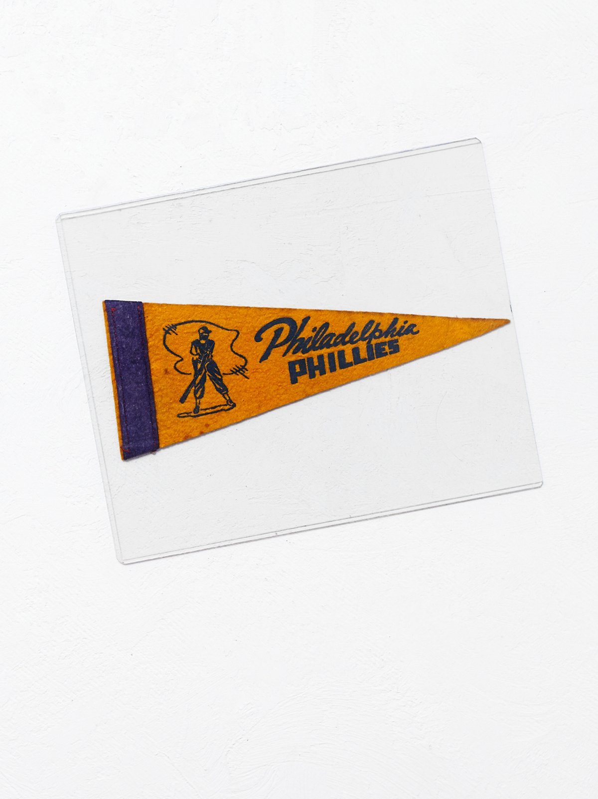 Vintage 1940s Phillies Pendant