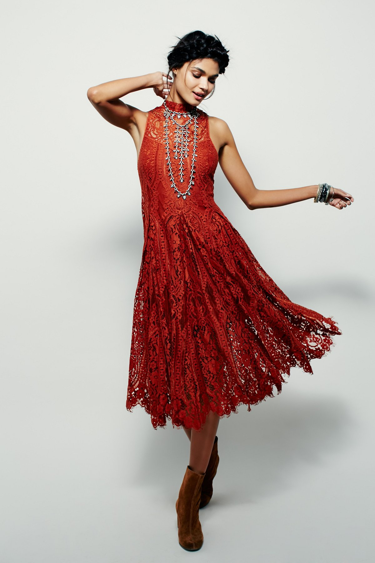 Angel Rays Dress