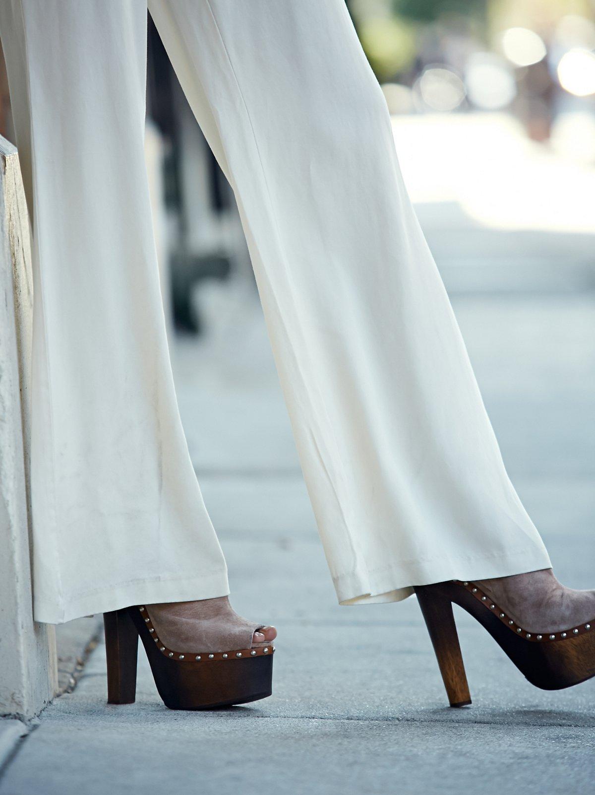 Modern Muse厚底鞋