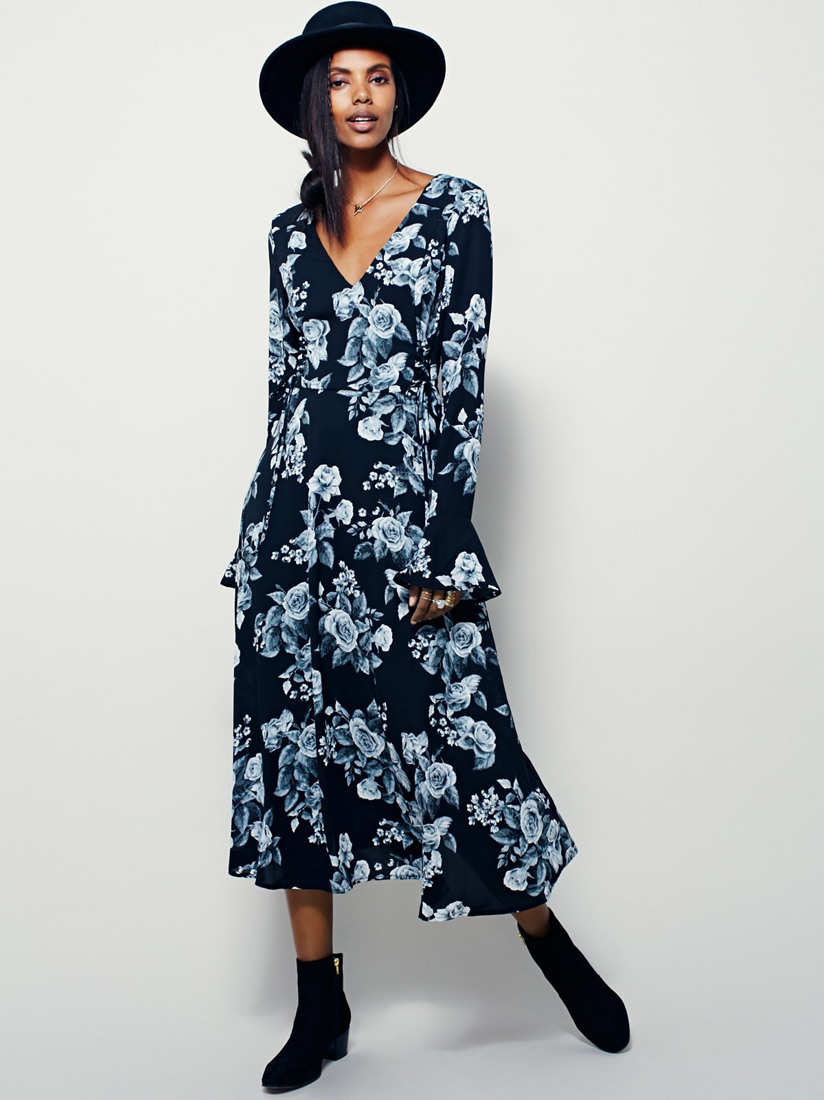 Rooftop Midi Dress