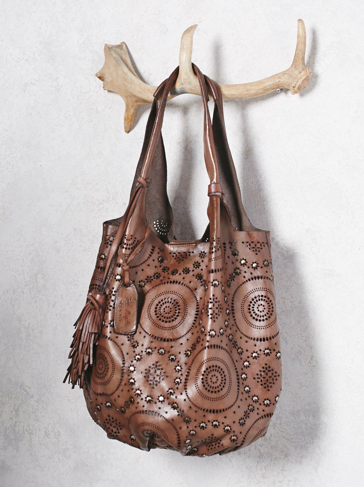 Kaleidoscope Distressed Bag