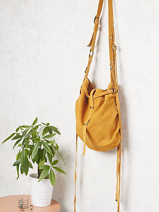 Product Image: Goldpoint Suede Bag