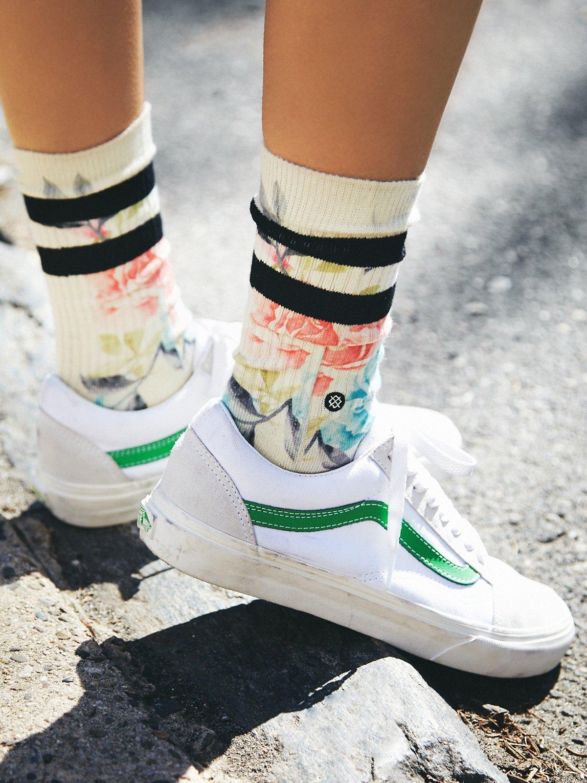 Homecoming Crew Sock