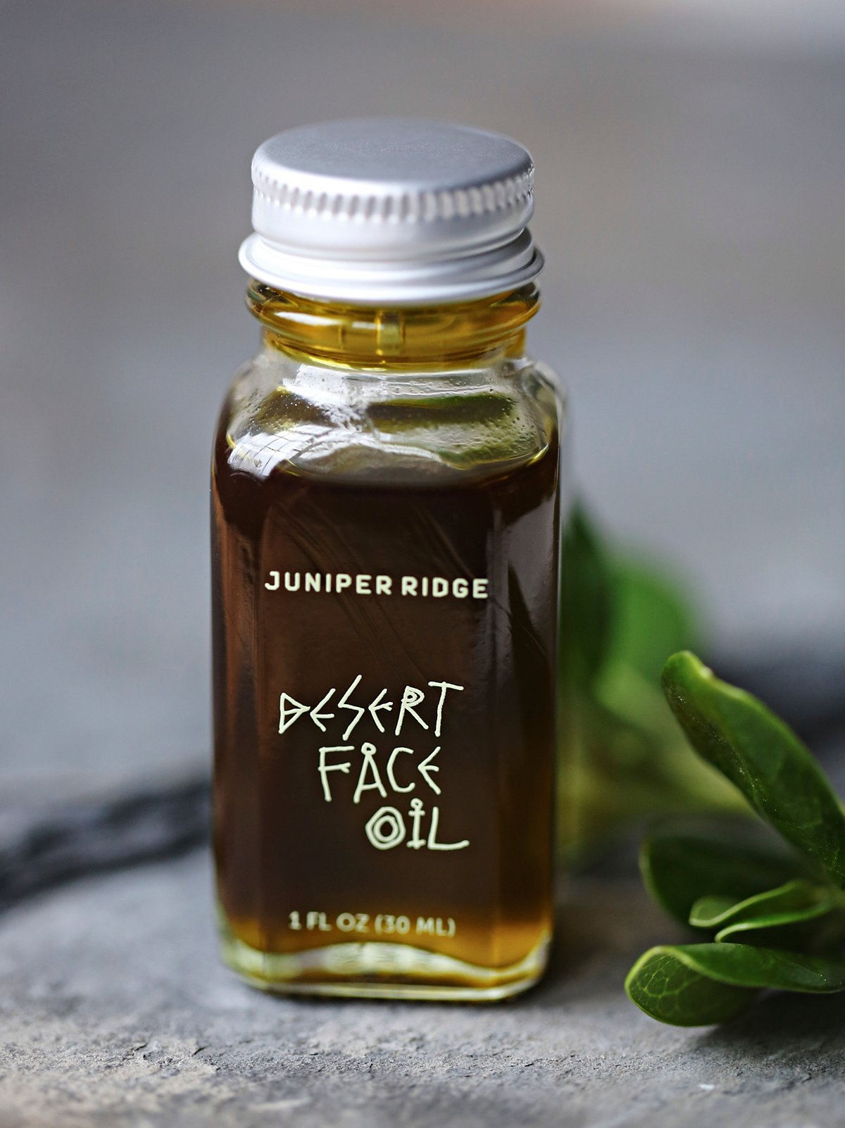 Desert Beard  Face Oil