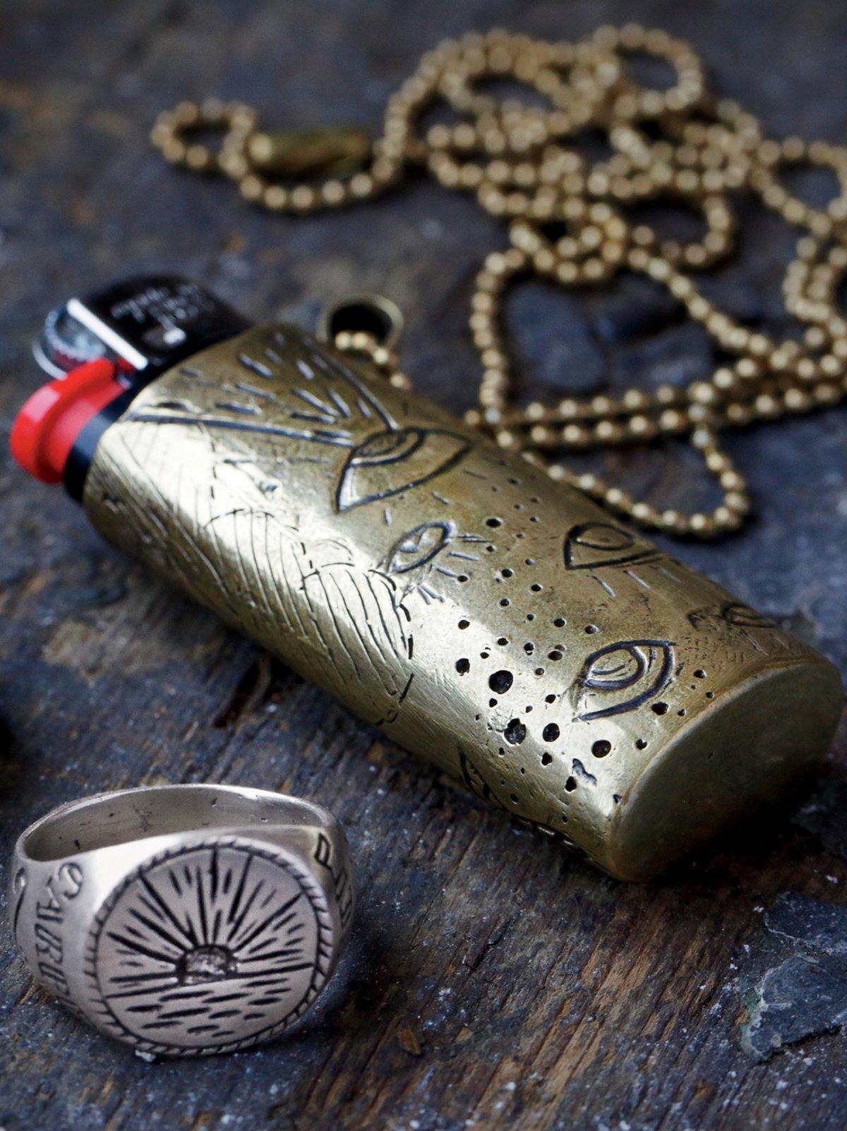 LAB Lighter Case