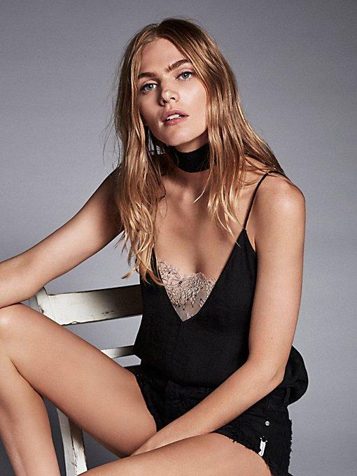 Product Image: 深V抹胸式吊带背心