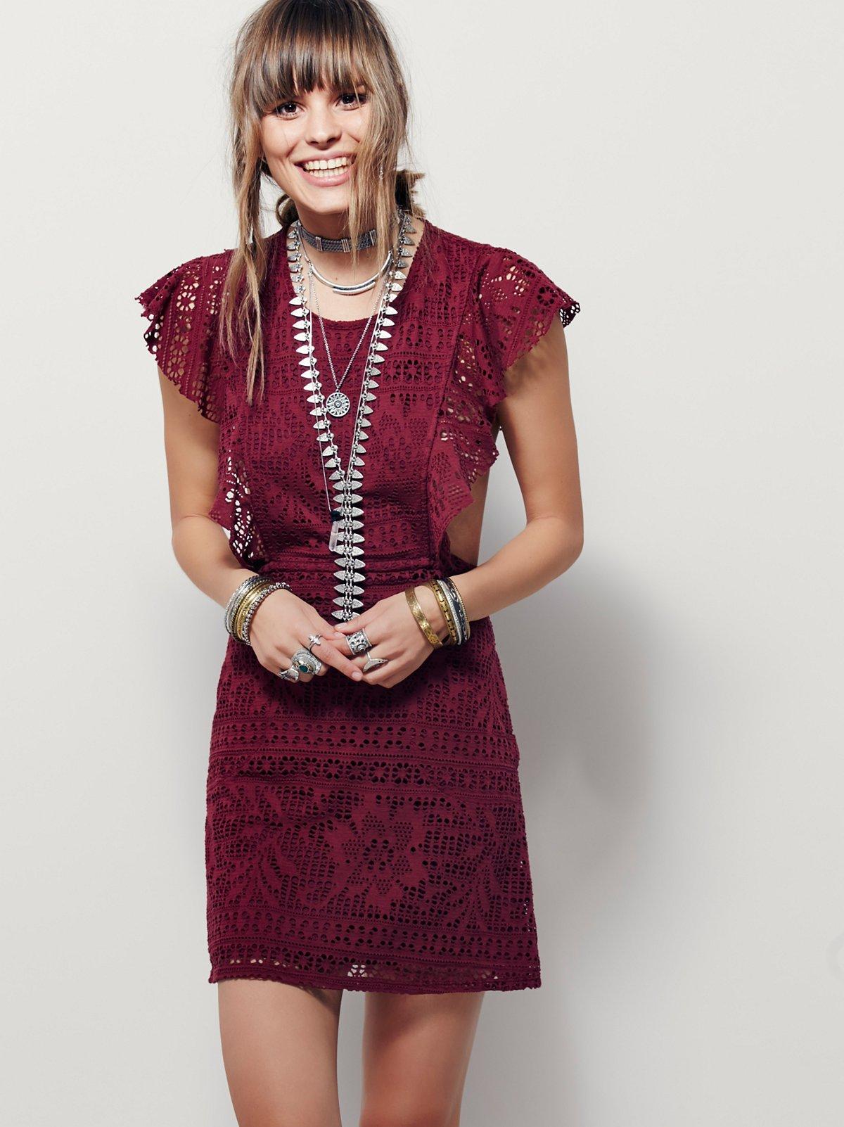 Lindy Mini Dress