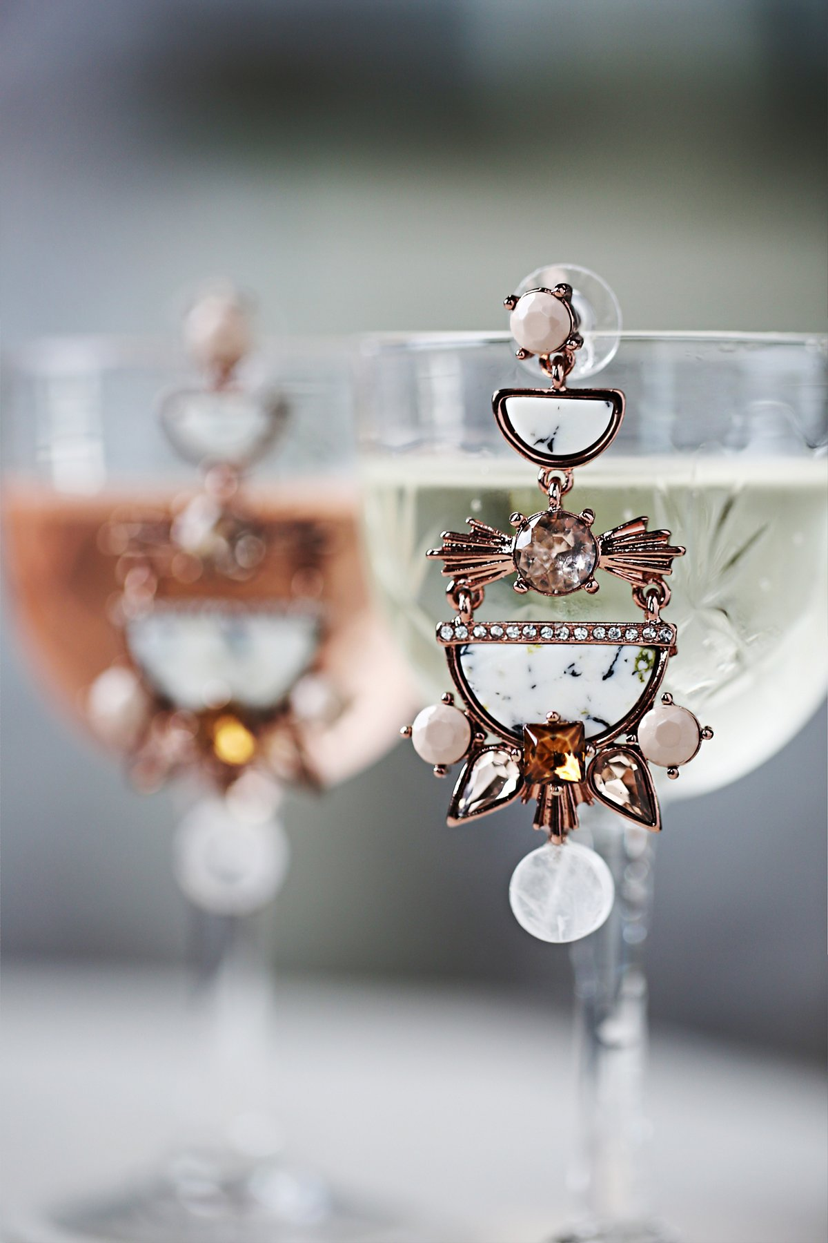 Slow Dancing Cocktail Earring